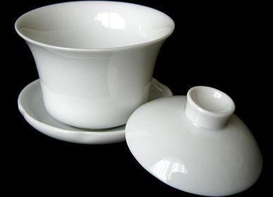 Mugs - Porcelain zhong mug - TERRE DE CHINE