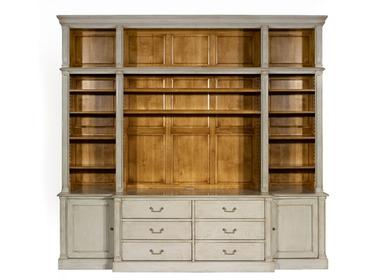 Bookshelves - Martel Bookcase & Cabinet - OFICINA INGLESA