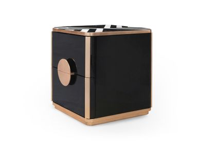 Night tables - Knox Nightstand - PORUS STUDIO