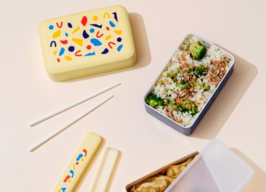 Food storage - BENTO BOX in ELEMENTS, POKETO x TAKENAKA Limited Edition - TAKENAKA BENTO BOX