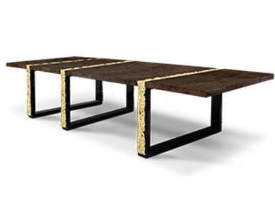 Dining Tables - Figen Dining Table - MALABAR