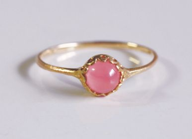 Jewelry - Rhodochrosite Ring - NAM