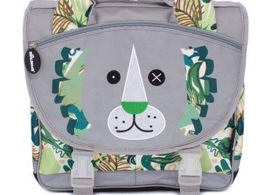 Bags and backpacks - 35CM SCHOOL BAG JELEKROS THE  LION - LES DEGLINGOS