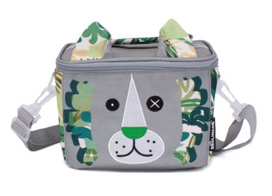 Bags and backpacks - LUNCH BAG JELEKROS THE LION - LES DEGLINGOS