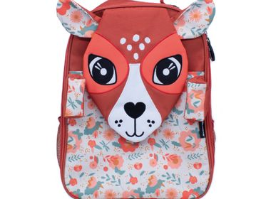 Bags and backpacks - 48CM TRAVEL TROLLEY MELIMELOS THE DEER - LES DEGLINGOS