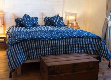 Homewear - Handmade bedspread in block-print - PECHAAN