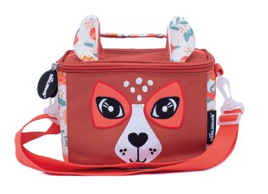 Bags and backpacks - LUNCH BAG MELIMELOS THE DEER - LES DEGLINGOS