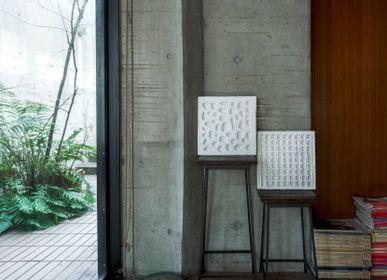 Other wall decoration - MONT BLANC Handmade Washi Art Panels - AWAGAMI
