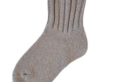 Socks - Cotton silk socks  - ANDÈ