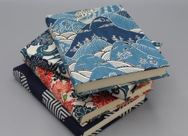 Stationery - WASHI PAPER BOUND NOTEBOOKS - LEGATORIA LA CARTA