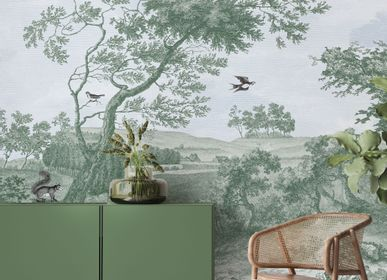 Other wall decoration - Wallpanel Fontainebleau Printemps - PAPERMINT