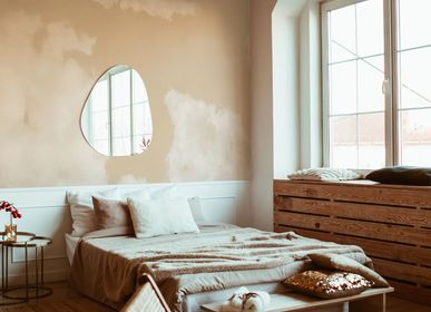 Other wall decoration - Wallpanel Cumulus Sable - PAPERMINT