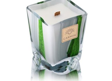 Candles - L'Esquisse - Scented candle - Small - CARMIN