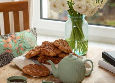 Assiettes de réception - Service Porcelaine Mat - TRANQUILLO