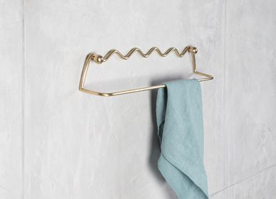 Design objects - Towel rail CROWN - NAMUOS