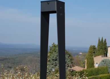 Outdoor floor lamps - solar pathway light BTS 900 - LYX LUMINAIRES