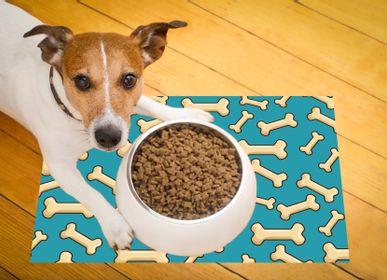 Tapis - Mangeoire pour les chiens et les chats - CONTENTO