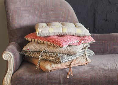Comforters and pillows - Chair Cushions - TRANQUILLO