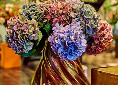 Décorations florales - Hydrangea mix - Silk-ka Artificial flowers and plants for life! - SILK-KA