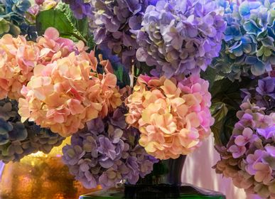 Floral decoration - Hydrangea mix colourful - Silk-ka Artificial flowers and plants for life! - SILK-KA