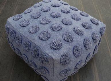 Fabric cushions - Kirsty Floor Cushion  - MEEM RUGS