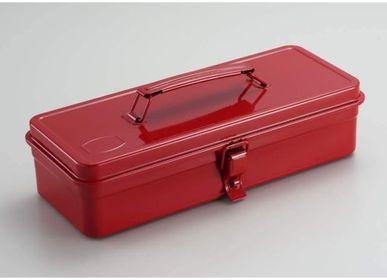 Mobilier et rangements pour bureau - Trunk-Style Tool box T-320 - TOYO TOOLBOX