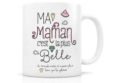 Tasses et mugs - Mug en céramique imprimé en France - LABEL'TOUR