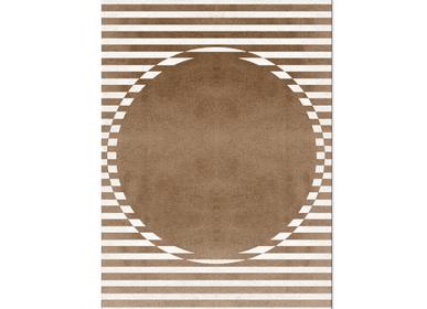 Design carpets - OCLI Rug - CAFFE LATTE