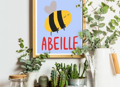 Affiches - Affiches / Illustrations Kids avec Wolfnoodle - SERGEANT PAPER