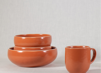 Ceramic - Cereal / Soup Bowl  - MOLDE