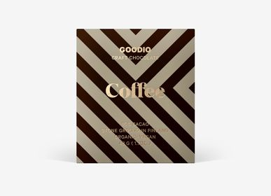 Chocolate - Organic Coffee 56% - GOODIO