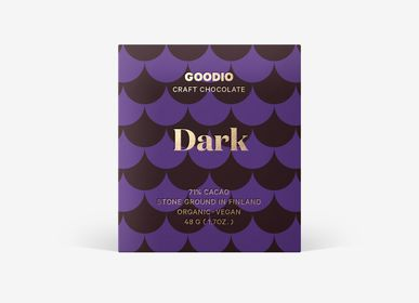 Chocolate - Organic Dark 71% - GOODIO
