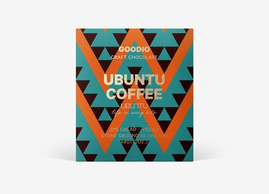 Chocolate - Café Ubuntu 61% - Chocolate - GOODIO
