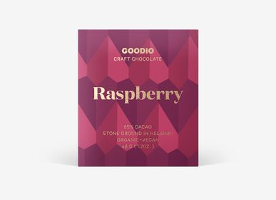 Chocolate - Organic Raspberry 49% - GOODIO