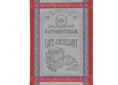 Torchons textile - Croissant / Torchon Jacquard - AUTREFOIS DÉCORATION