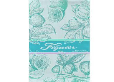 Torchons textile - Figuier / Torchon Jacquard - AUTREFOIS DÉCORATION