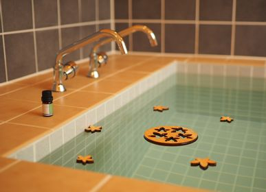 Bathroom equipment - wooden Aroma bath Autumn Leaves-Momiji- - JYUHACHINICHI -18TH-