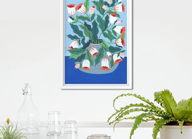 Poster - Art Print Vegetal with Agathe Singer - SERGEANT PAPER