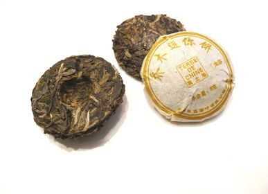 Coffee and tea - Mini tea cake Pu ER - TERRE DE CHINE