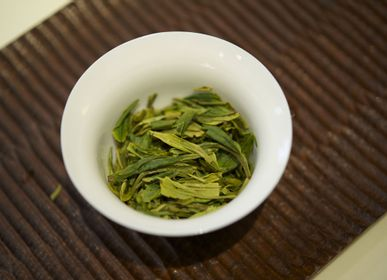 Coffee and tea - Long Jing Green Tea - TERRE DE CHINE