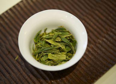 Café et thé - Thé vert Long Jing - TERRE DE CHINE