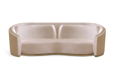Sofas for hospitalities & contracts - CRÈME Sofa - CAFFE LATTE