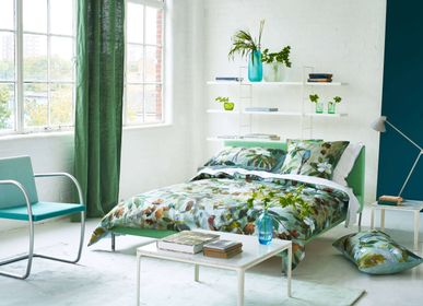 Bed linens - Maple Tree Celadon - Duvet Set  - DESIGNERS GUILD