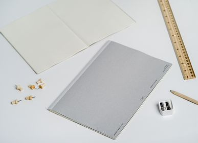 Stationery - GRID NOTEBOOK - LACONIC