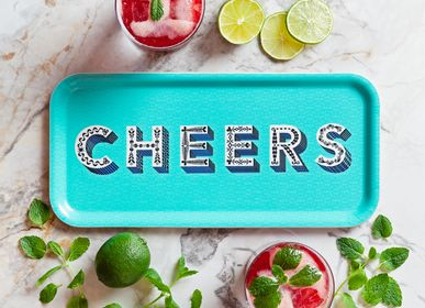 Trays - Cheers - Trays - Coaster - word collection - JAMIDA OF SWEDEN