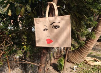 Bags and backpacks - Jute Bag - SS EXPORTS