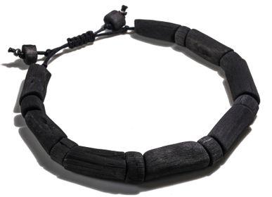Bijoux - Bracelet YAYOI,  YAYOI/PALLA, YAYOI-KIN - CHARCOAL ESKIMEÏT