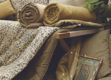 Bed linens - SAFARI Bed Runner 90x200 cm - INDIAN SONG