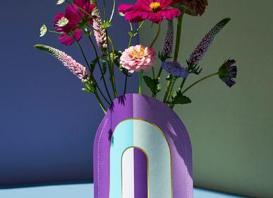 Vases - Rivera Mini Paper Vase - OCTAEVO