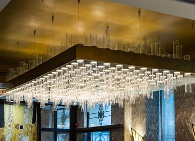 Ceiling lights - Crystal sky - ICON Casona 1900 Petit Palace - OMIO ATELIER ET DESIGN